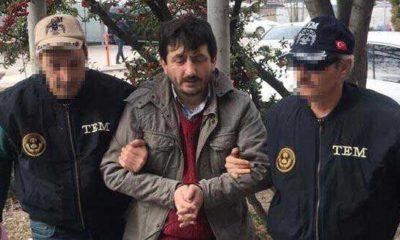FETÖ'nün kritik ismi tutuklandı