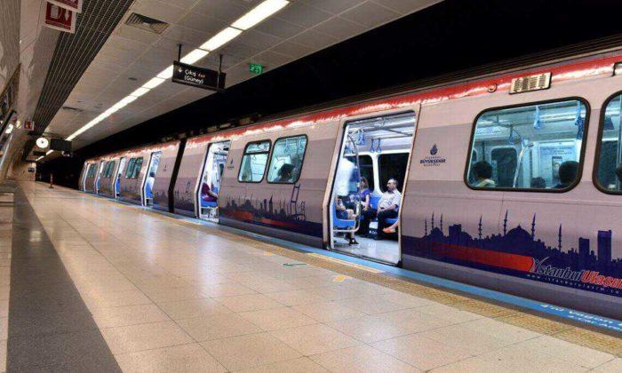 İstanbul'da metro seferlerinde aksama yaşandı