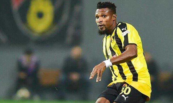 İstanbulspor, Akaminko'nun sözleşmesini feshetti!