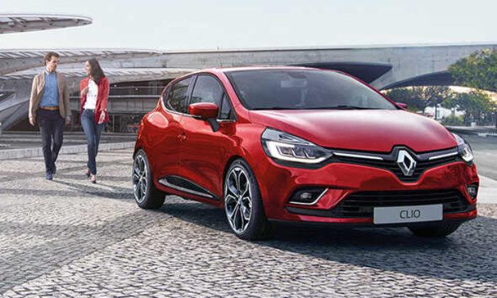 Renault'da 'ocak ayında sıfır faiz' sürüyor