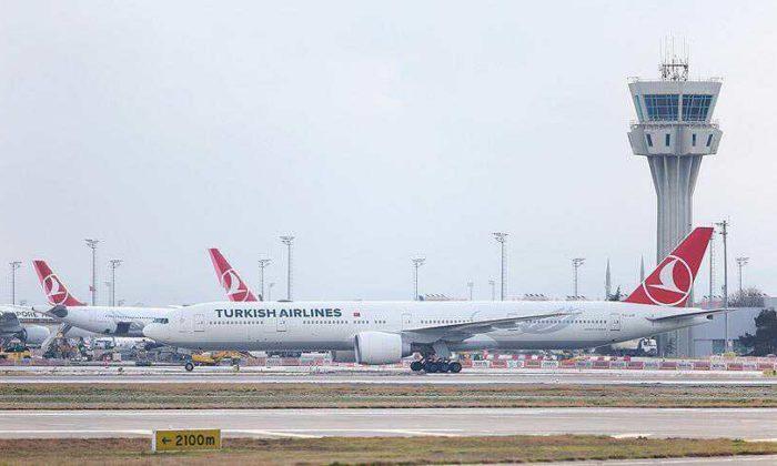 THY İsrailli turistte 1 milyon 86 bin yolcu ile rekor kırdı