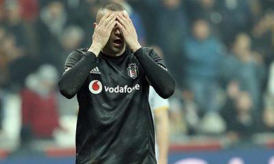 Golsüzlük Beşiktaş'ı yıktı