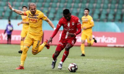 Antalyaspor, Gelson Dala ile yollarını ayırdı