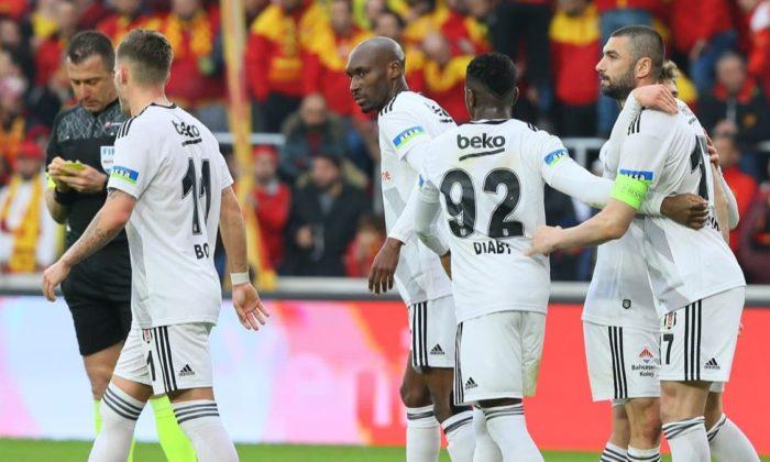 Beşiktaş'tan TFF'ye 'Göztepe maçı tekrarlansın' talebi