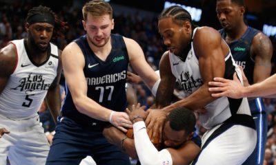 Clippers zorlu rakibini deplasmanda devirerek seriyi 4 maça çıkardı