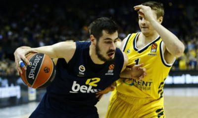 Fenerbahçe Beko, ALBA Berlin'i deplasmanda devirdi