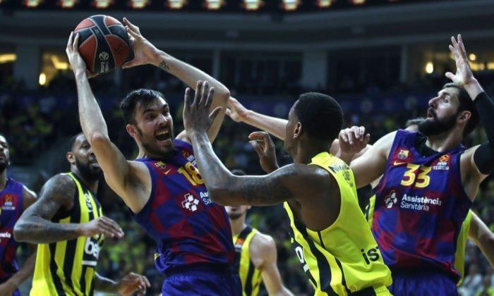 Fenerbahçe Beko'ya Barça'dan ağır darbe