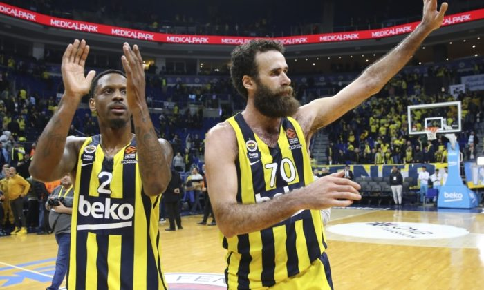 Fenerbahçe'den üst üste 3. galibiyet