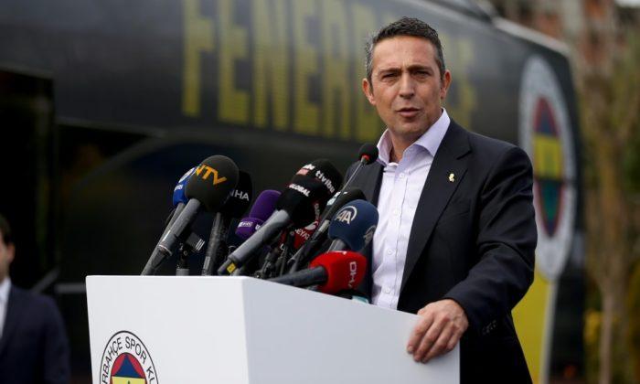 Fenerbahçe SMS ile bağış istedi