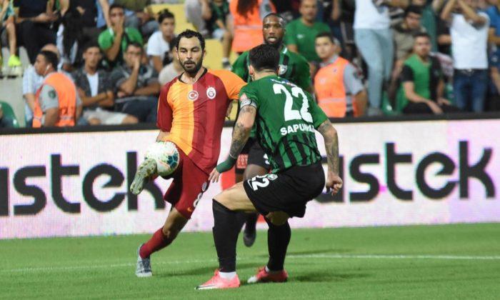 Galatasaray, Denizlispor'u konuk ediyor