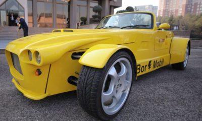 Hidrojen yakıtlı yerli otomobil