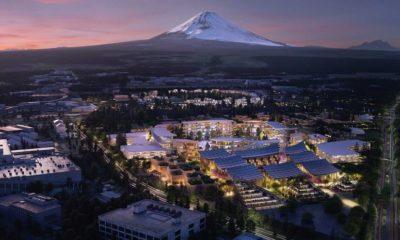 Japon otomotiv üreticisi kent kuracak