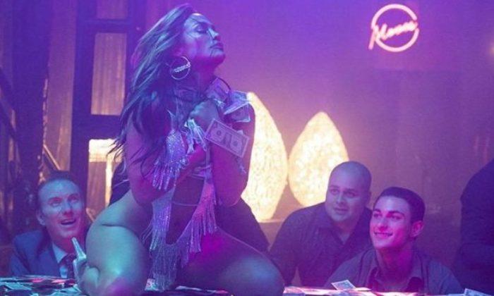 Jennifer Lopez'in striptizci rolüne 40 milyon dolarlık dava