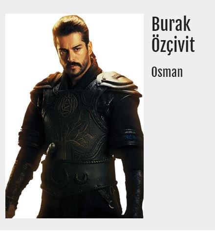 Kuruluş Osman dizisi oyuncu kadrosu: Kuruluş Osman dizisi karakterleri kimlerdir?