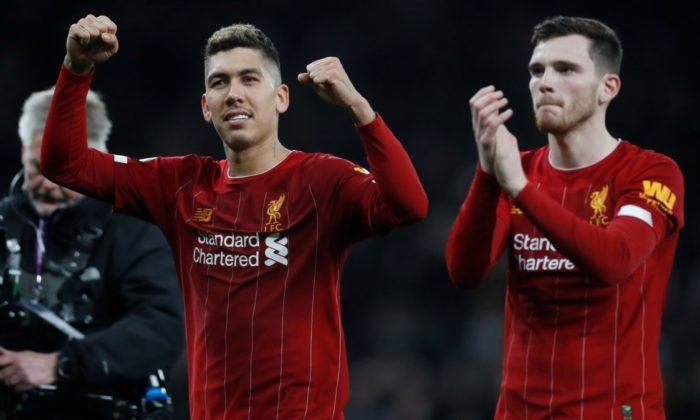 Liverpool'dan Tottenham'a tek kurşun