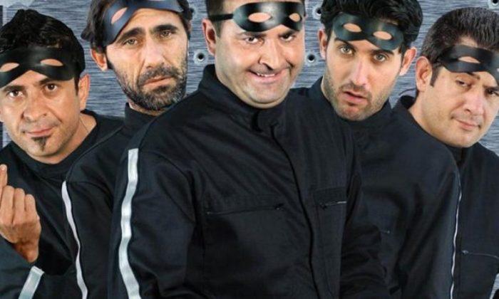Maskeli Beşler İntikam Peşinde konusu ve oyuncu kadrosu