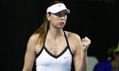 Sharapova, Avustralya Açık'a özel davetiyeyle katılacak