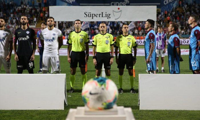 Trabzonspor'un konuğu Kasımpaşa
