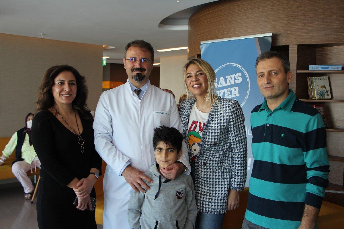 Yeşim Ceren Bozoğlu organlarını bağışladı, nakil olan hastalar ile bir araya geldi