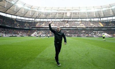 'Beşiktaş bugün bütünleşti'