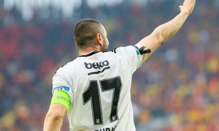 Burak Yılmaz, Beşiktaş'ta hayal kırıklığı yarattı