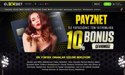 Elexbet Spor bahisleri ve Casino Sitesi