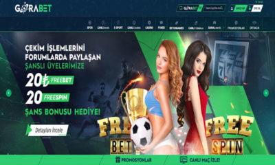 Gorabet Bahis ve Casino Sitesi
