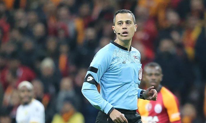 Maçın hakemine tepki! 'Penaltımız verilmedi'