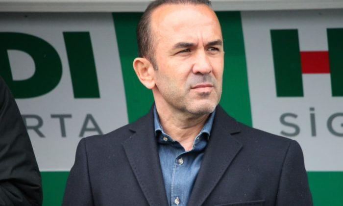 Mehmet Özdilek'in görevine son verildi