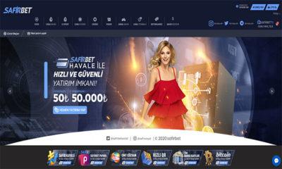 Safirbet Casino ve Canlı Spor Bahisleri