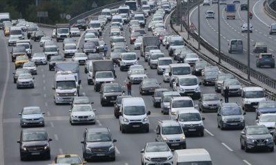 Trafiğe kayıtlı araç sayısı 23 milyonu aştı