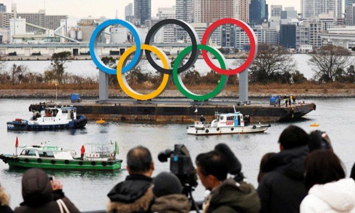 2020 Tokyo Olimpiyatları için tehlike!