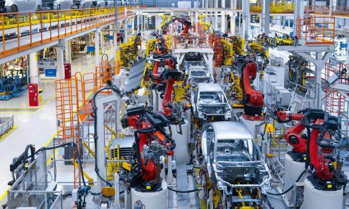 Avrupa otomotiv üretimine virüs darbesi