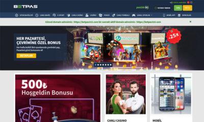 Betpas Bahis ve Casino Servisleri