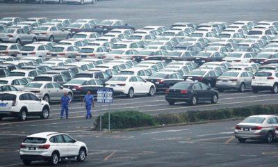 Çin otomotiv pazarında tarihi düşüş