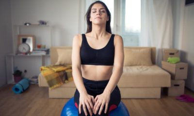 Evde kolaylıkla yapılabilecek sakinleştirici nefes çalışması