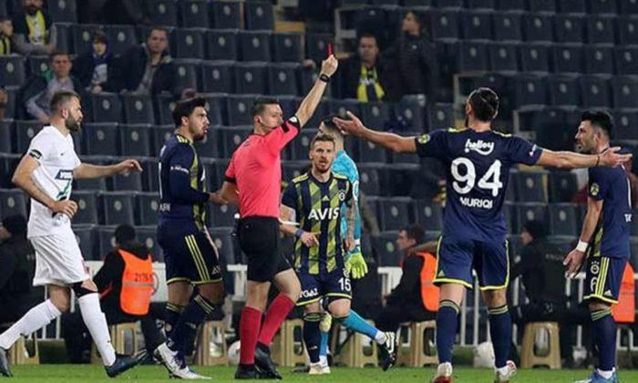 Fenerbahçe Konya'ya 8 eksikle gidiyor