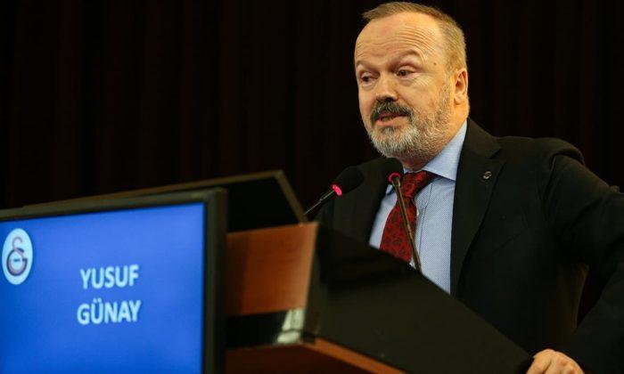 Galatasaray Başkan Yardımcısı Günay: Zoru severiz