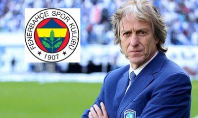Jorge Jesus'tan Fenerbahçe açıklaması!