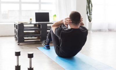 Karantina günlerinde evde spor – 26 Mart basit hareketlerle antrenman