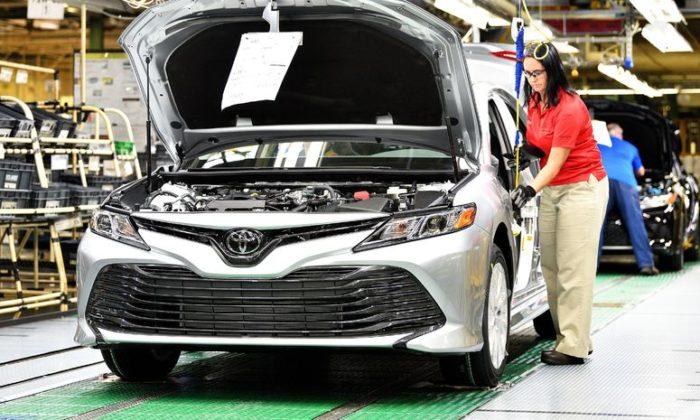 'Korona' Toyota'ya da fabrika kapattırdı
