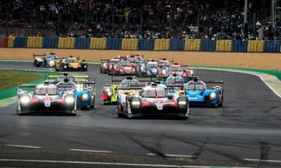 Le Mans 24 Saat Yarışları ertelendi