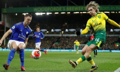 Leicester lig sonuncusuna yenildi
