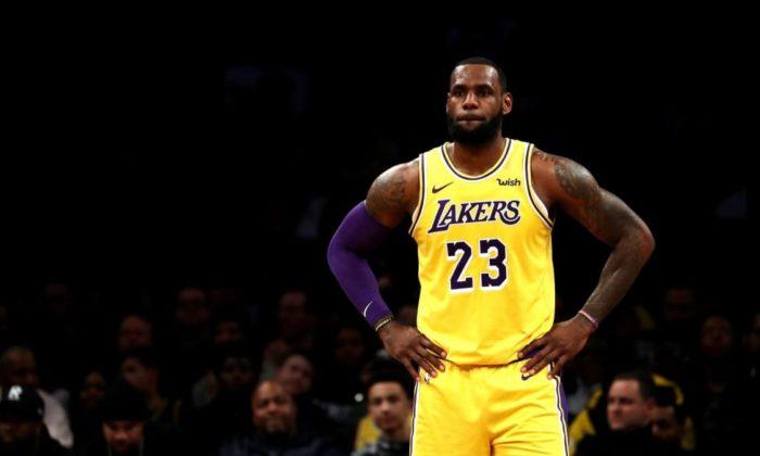 NBA ekiplerinden Los Angeles Lakers karantinaya alınacak