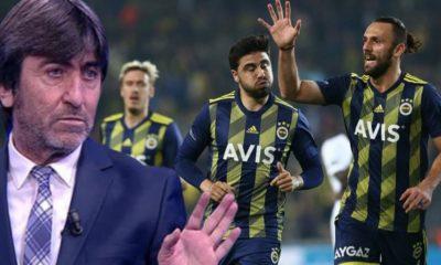 Rıdvan Dilmen'den Fenerbahçe – Denizlispor maçı yorumları