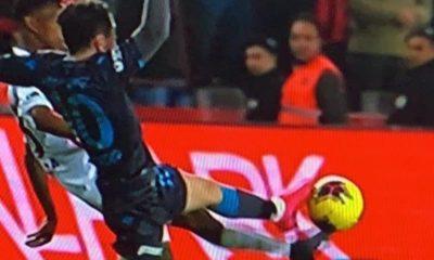 """""""Trabzonspor'un temiz golü verilmedi, topa ilk temas Abdülkadir'den"""""""