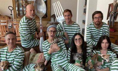 Bruce Willis'in kızı Scout babası ve annesi Demi Moore hakkında açıklama yaptı