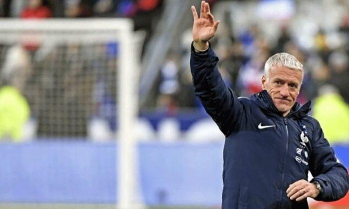 """Didier Deschamps: """"Ben her zaman Juventus okulunu benimsedim"""""""