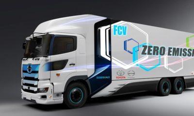 Elektrikli ağır ticari araç geliştirecek