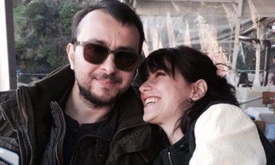Hazal Kaya, eşi Ali Atay'ın doğum gününü kutladı